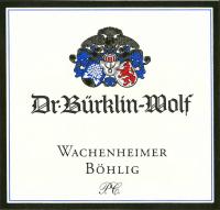 Riesling Wachenheimer Böhlig Premier Cru