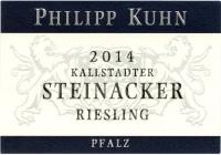 Riesling Kallstadter Steinacker 1er Cru  trocken 2015