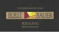 Riesling Escherndorfer Lump Beerenauslese (fruchtsüß)