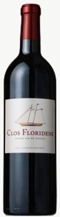 Chateau Clos Floridene rouge (Graves)