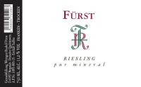 Riesling pur mineral  trocken 2015