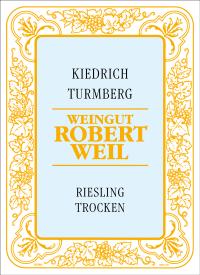 Kiedricher Turmberg Riesling Erste Lage trocken 2015