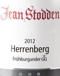 Frühburgunder Herrenberg Großes Gewächs 2012