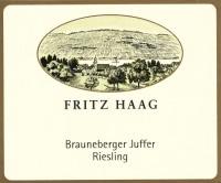 Brauneberger Juffer Riesling Große Lage feinherb (fruchtsüß) 2017