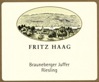 Brauneberger Juffer Riesling Große Lage feinherb (fruchtsüß)