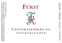 Spätburgunder Centgrafenberg Großes Gewächs 2013