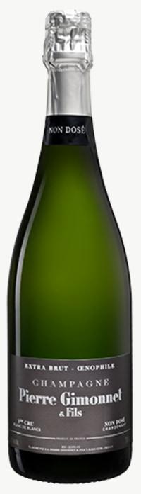Champagne Extra Brut 1er Cru Oenophile non-dose  Flaschengärung