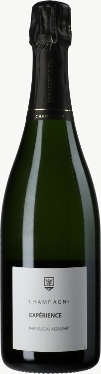 Champagne Brut Nature Experience Blanc de Blanc Grand Cru  Flaschengärung