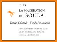 La Maceration (Orange Wine) 2013