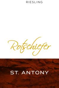 Riesling Rotschiefer QbA trocken 2017