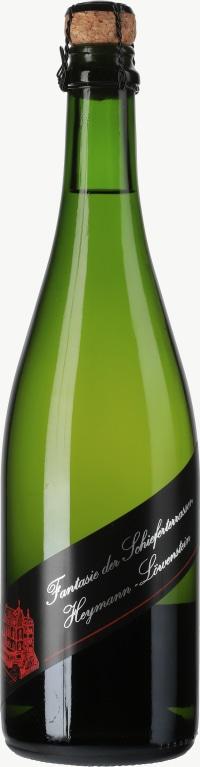 Riesling Sekt Fantasie der Schieferterrassen brut Flaschengärung 2008