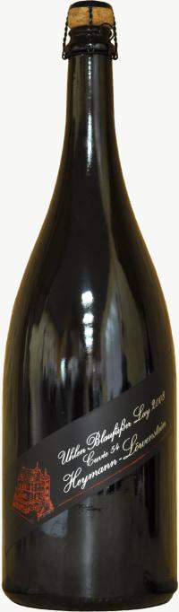 Riesling Sekt Uhlen Blaufüßer Lay - Cuvee 54 brut Flaschengärung 2008