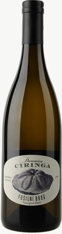 Sauvignon Blanc Fosilni Breg Domaine Ciringa 2017