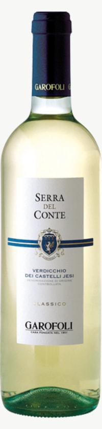 Verdicchio Classico Serra del Conte 2014