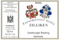 Saarburg Riesling feinherb
