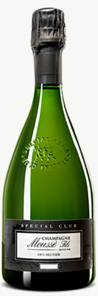 Champagne Special Club - Lieu dit Les Fortes Terres Flaschengärung
