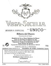 Unico 2009