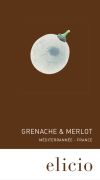 Elicio Le Vin Mediterranee 2014