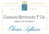 Chassagne Montrachet 1er Cru Abbaye de Morgeot Domaine 2012