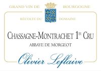 Chassagne Montrachet 1er Cru Abbaye de Morgeot Domaine