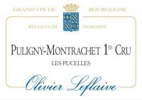 Puligny Montrachet 1er Cru Les Pucelles Domaine
