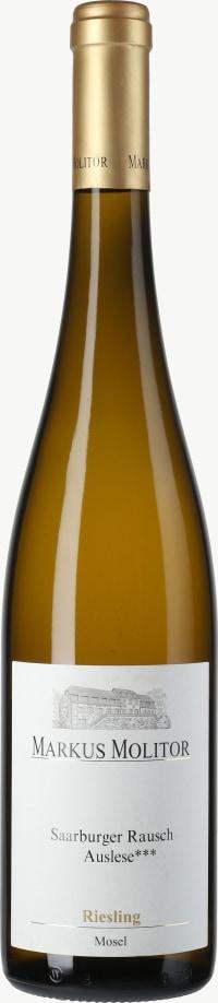 Riesling Saarburger Rausch Auslese *** Goldene Kapsel (fruchtsüß)