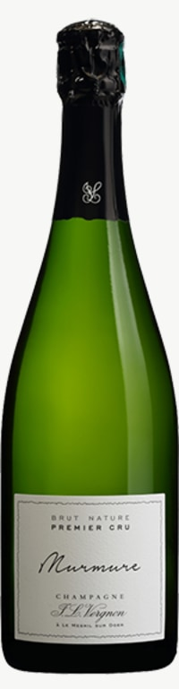 Champagne Murmure Brut Nature Blanc de Blancs Premier Cru Flaschengärung