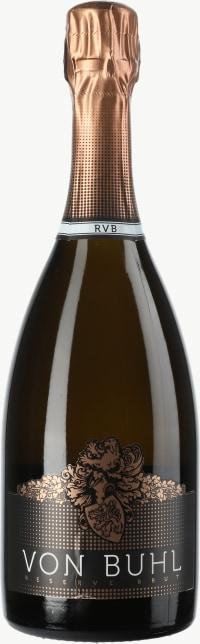 Sekt von Buhl Reserve Brut Flaschengärung