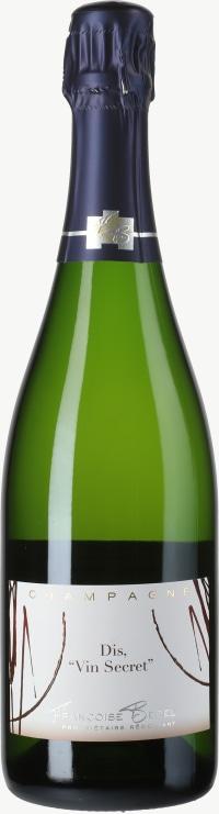 Champagne Dis, Vin Secret Extra Brut  Flaschengärung