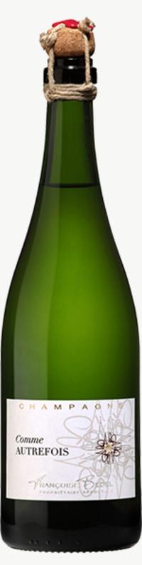 Champagne Comme Autrefois Brut Flaschengärung