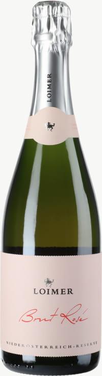 Brut Rose Flaschengärung