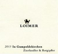 Gumpoldskirchner Zierfandler/ Rotgipfler 2015