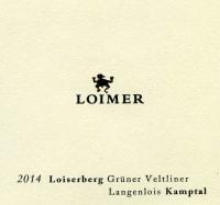 Loiserberg Grüner Veltliner 1. Lage 2016