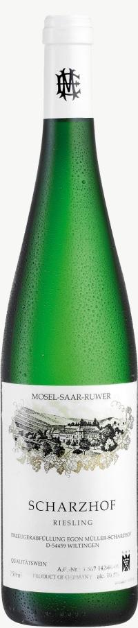 Scharzhof Riesling Qualitätswein (fruchtsüß)