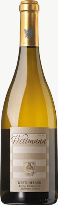 Westhofener Weißer Burgunder und Chardonnay trocken 2014