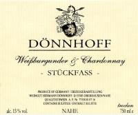 Weißburgunder Chardonnay Stückfass trocken