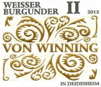 Weisser Burgunder II 2016