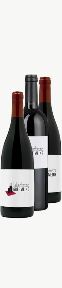 Weinpaket: Ökologisch rot - Der hochwertige Start   12* 0,75l