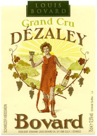 Chasselas Dezaley Grand Cru 2015