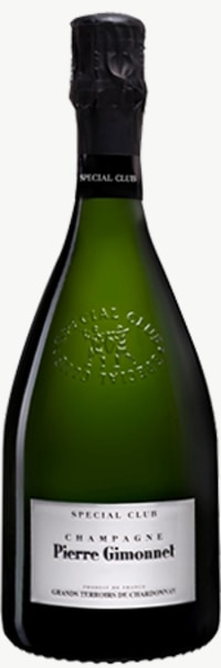 Champagne Brut Grand Cru Special Club - Grands Terroirs de Chardonnay Flaschengärung