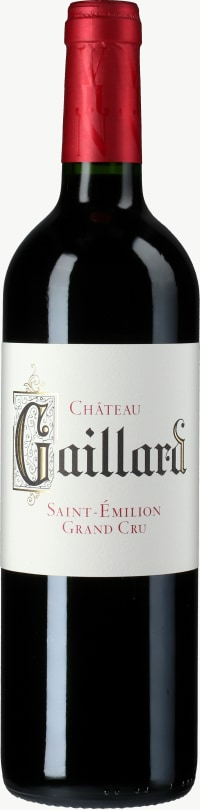 Chateau Gaillard Grand Cru 2018