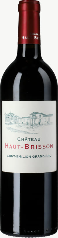 Chateau Haut Brisson Grand Cru 2015