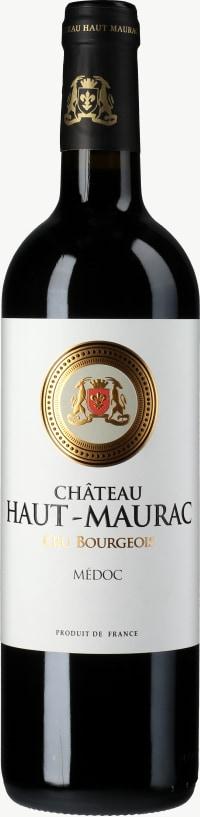 Chateau Haut Maurac Cru Bourgeois 2011