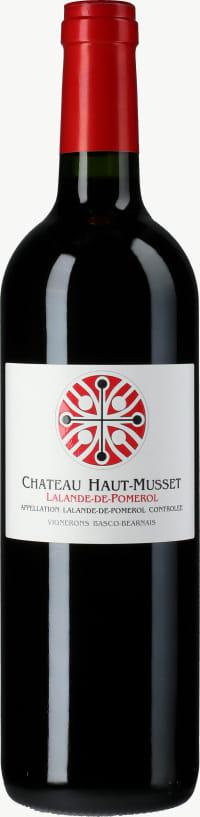 Chateau Haut Musset (Lalande Pomerol) 2014