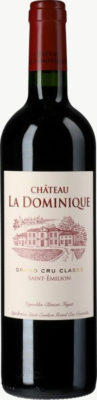 Chateau La Dominique Grand Cru Classe 2015