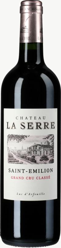 Chateau La Serre Grand Cru Classe 2015