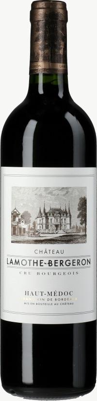 Chateau Lamothe Bergeron Cru Bourgeois 2010