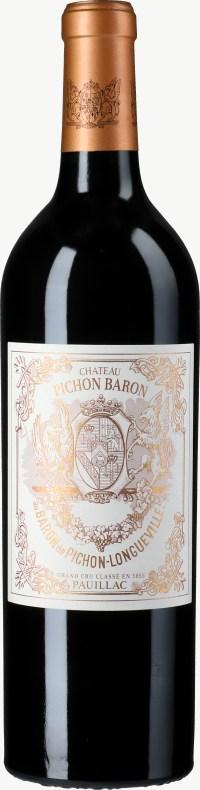 Chateau Pichon Longueville Baron 2eme Cru