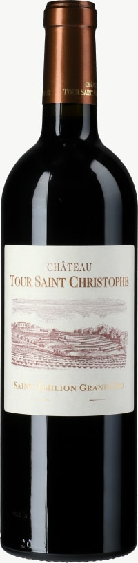 Chateau Tour Saint Christophe Grand Cru 2014