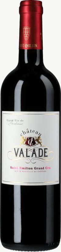 Chateau Valade Grand Cru 2014